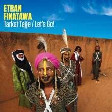 Etran Finatawa: Tarkat Tajje/Let's Go!, CD