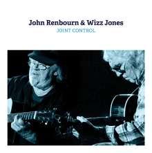 John Renbourn & Wizz Jones: Joint Control, CD
