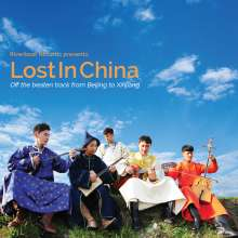Lost In China, CD