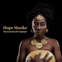 Hope Masike: The Exorcism Of A Spinster, CD