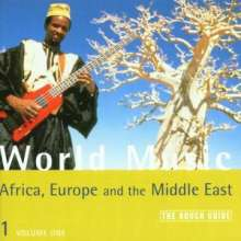 Aa.Vv.: The Rough Guide To Africa, E, CD