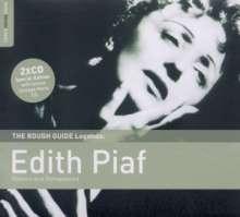 Edith Piaf (1915-1963): The Rough Guide To Edith Piaf, 2 CDs
