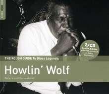 Howlin' Wolf: Rough Guide To Blues Legends: Howlin' Wolf, 2 CDs