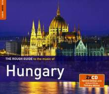 The Rough Guide To The Music Of Hungary, 2 CDs