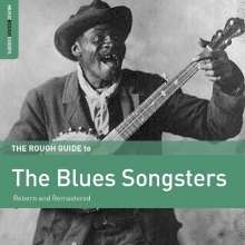 The Rough Guide To The Blues Songsters, CD