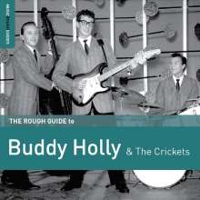 Buddy Holly: The Rough Guide: Buddy Holly & The Crickets, CD