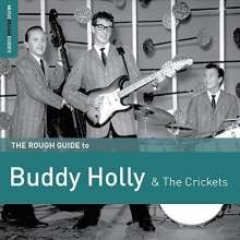 Buddy Holly: The Rough Guide To Buddy Holly & The Crickets (Limited-Edition), LP