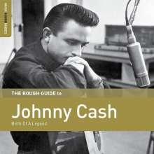 Johnny Cash: Rough Guide To Johnny Cash: Birth Of A Legend, CD