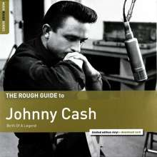 Johnny Cash: The Rough Guide To: Johnny Cash - Birth Of A Legend (Limited-Edition), LP