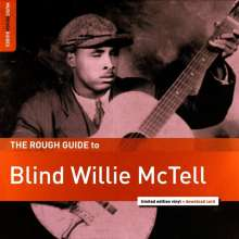 Blind Willie McTell: Rough Guide: Blind Willie McTell, LP