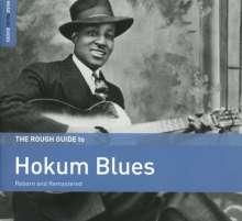 Rough Guide: Hokum Blues, CD