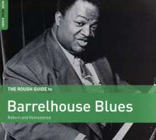 The Rough Guide To Barrelhouse Blues, CD