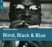 The Rough Guide To Blind, Black & Blue (Reborn And Remastered), CD