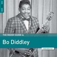 Bo Diddley: The Rough Guide To Bo Diddley, LP