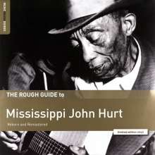 John Hurt: The Rough Guide To: Mississippi John Hurt (remastered) (Limited Edition), LP