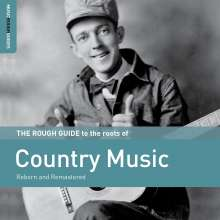 The Rough Guide To Country Music, CD