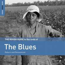 The Rough Guide To The Roots Of The Blues, CD