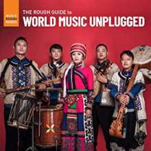 The Rough Guide To World Music Unplugged, CD