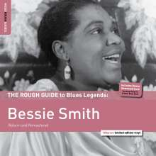 Bessie Smith: The Rough Guide To: Blues Legends - Bessie Smith (remastered) (180g) (Limited-Edition), LP
