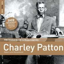 Charley Patton: The Rough Guide To Blues Legends: Charley Patton (remastered) (180g) (Limited-Edition), LP