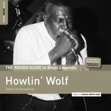 Howlin' Wolf: The Rough Guide To Blues Legends: Howlin' Wolf (remastered) (180g) (Limited Edition), LP