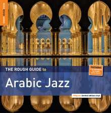 The Rough Guide To: Arabic Jazz (180g) (Limited-Edition), LP