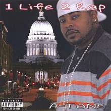 A-Tone: 1-Life-2-Rap, CD