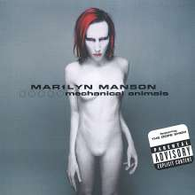Marilyn Manson: Mechanical Animals (Explicit), CD
