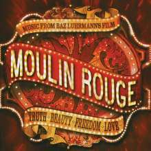 Filmmusik: Moulin Rouge, CD