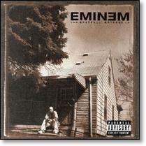 Eminem: The Marshall Mathers LP, CD