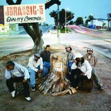 Jurassic 5: Quality Control, CD