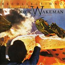Rick Wakeman: Recollections: The Very, CD