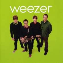 Weezer: Weezer (The Green Album), CD