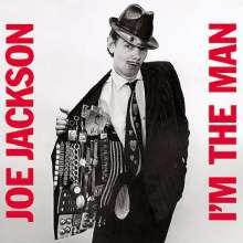 Joe Jackson (geb. 1954): I'm The Man (+ Bonus Track), CD