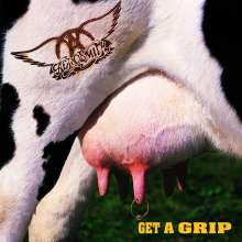 Aerosmith: Get A Grip, CD