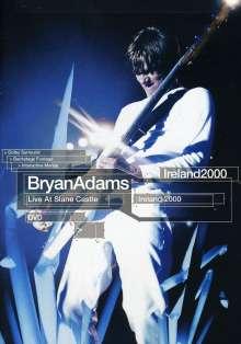 Bryan Adams: Live At Slane Castle - Ireland 2000, DVD