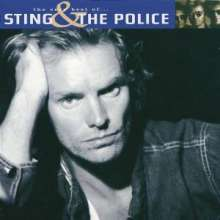 Sting (geb. 1951): The Very Best Of Sting & The Police, CD