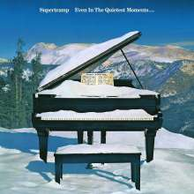 Supertramp: Even In The Quietest Moments, CD