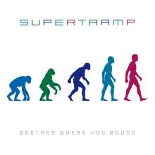 Supertramp: Brother Where You Bound, CD