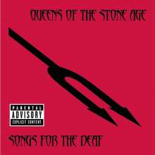 Queens Of The Stone Age: Songs For The Deaf (Explicit), CD