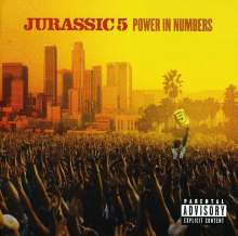 Jurassic 5: Power In Numbers, CD