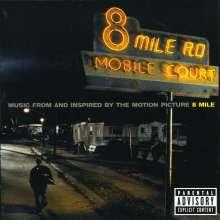 Filmmusik: 8 Mile - Soundtrack, CD