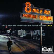 Eminem: 8 Mile - O.S.T., CD