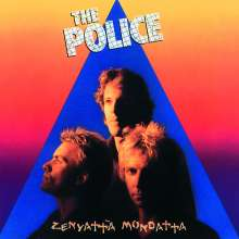 The Police: Zenyatta Mondatta, CD