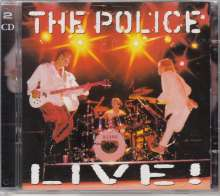 The Police: Live (Re-Mastered), 2 CDs