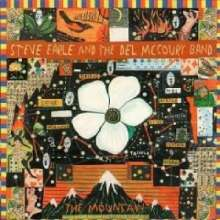 Steve Earle & The Del McCoury Band: Mountain (180g), 2 LPs