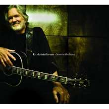 Kris Kristofferson: Closer To The Bone (180g), LP