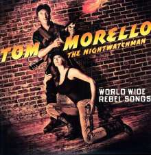 Tom Morello (Nightwatchman): World Wide Rebel Songs (180g), LP