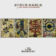 Steve Earle & The Dukes & Duchesses: The Low Highway (180g), LP