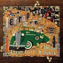 Steve Earle & The Dukes: Terraplane (180g) (Limited Edition), LP